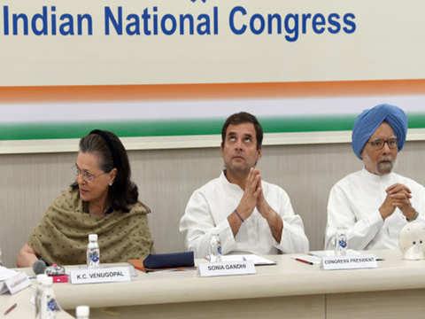 Ashok Gehlot, Kamal Nath and P Chidambaram put sons above party interest: Rahul Gandhi
