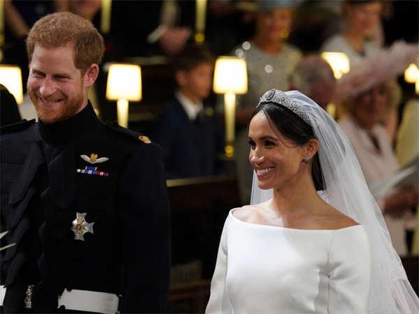 0d5b76a8336 Highlights from Prince Harry   Meghan Markle s royal wedding