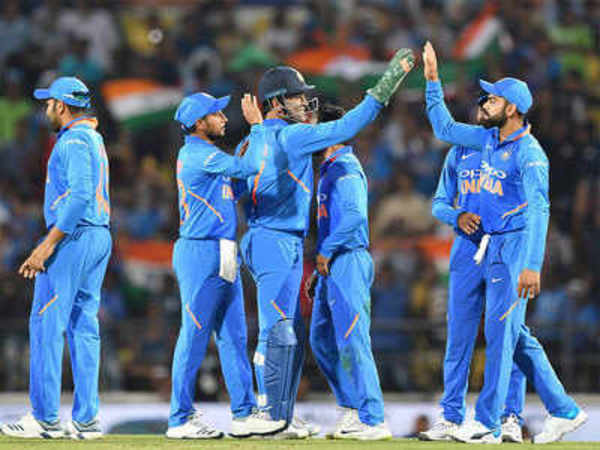 India beat Pakistan by 89 runs in rain-curtailed match