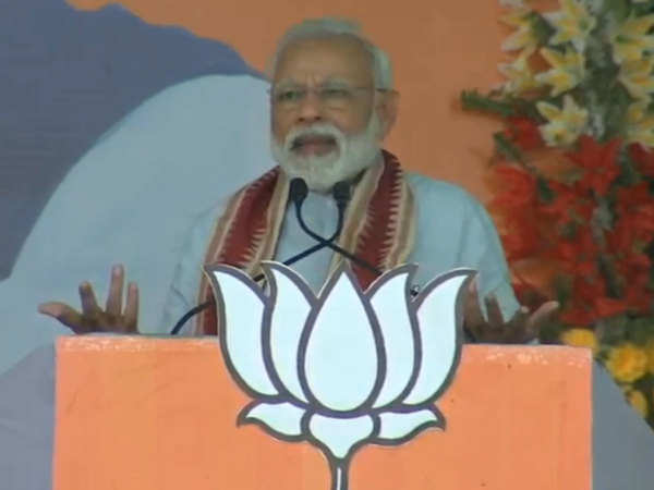 Election News: Nationalism, martyrdom of soldiers as much a poll issue as farmer deaths, says PM Modi