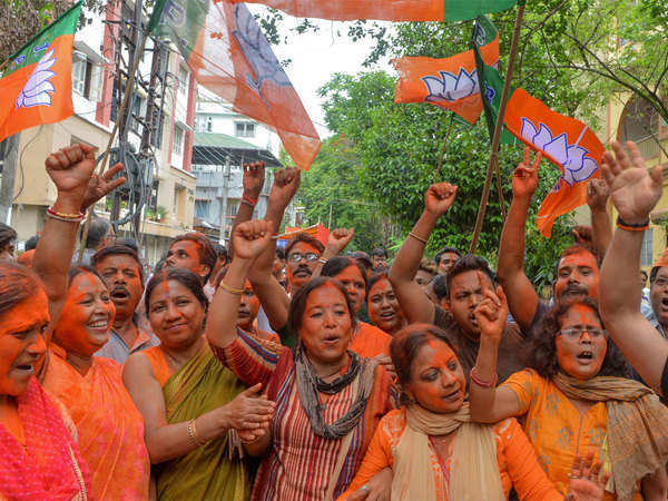 West Bengal Election Result Updates: Mamata's invincible fort breached as saffron storm hits Bengal