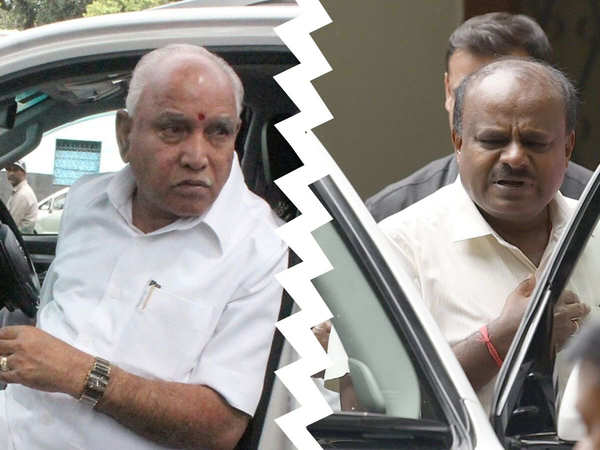 Karnataka Floor Test LIVE:  Governor asks Kumaraswamy to prove majority by 1.30 pm tomorrow