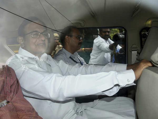 Chidambaram arrest Live: CBI gets custody till Monday, court says allegations 'serious'