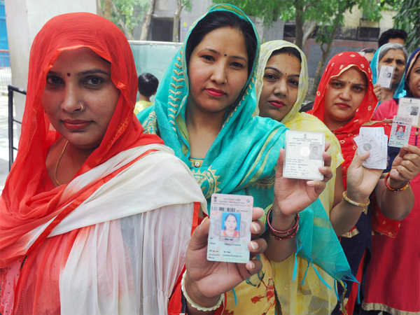 Elections News: 63 3% turnout in phase 6 of Lok Sabha elections