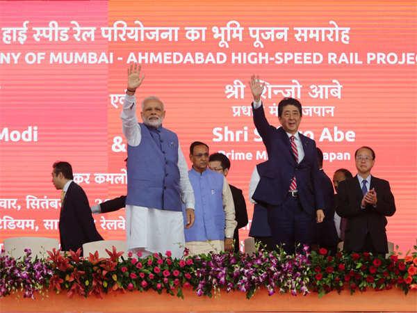 Day 2 of Japan PM Shinzo Abe's India visit