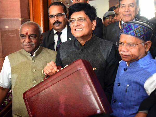 Budget 2019: Govt doles out sops for farmers, middle class and poor in pre-poll Budget