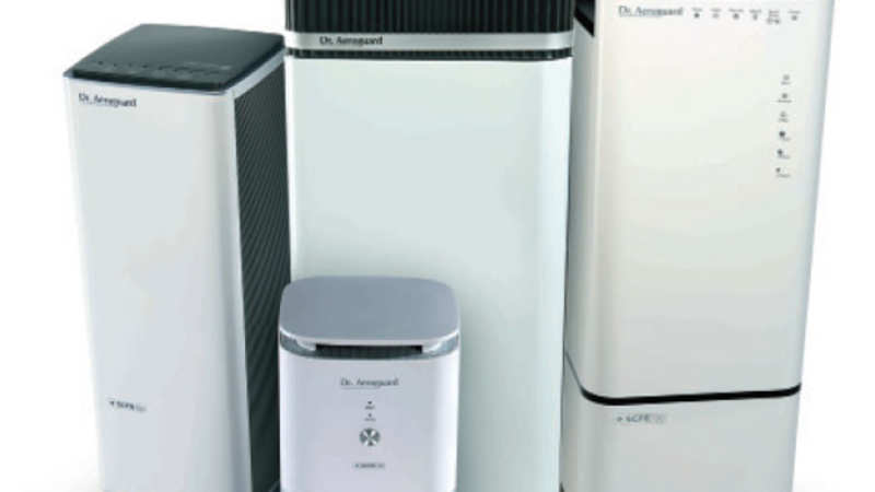 Here's how to go for a suitable air purifier - The Economic Times