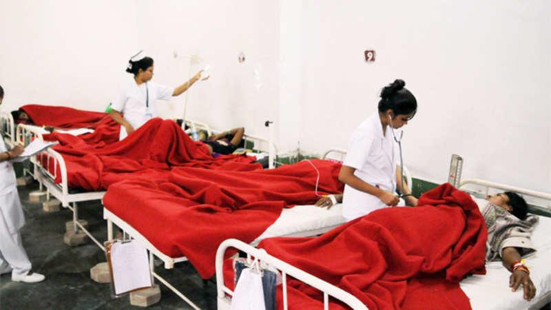 Hospitals In Jammu Kashmir Face Acute Shortage Of Doctors