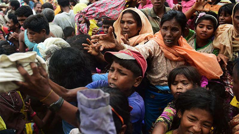Rohingya: India asks Myanmar to handle situation in Rakhine