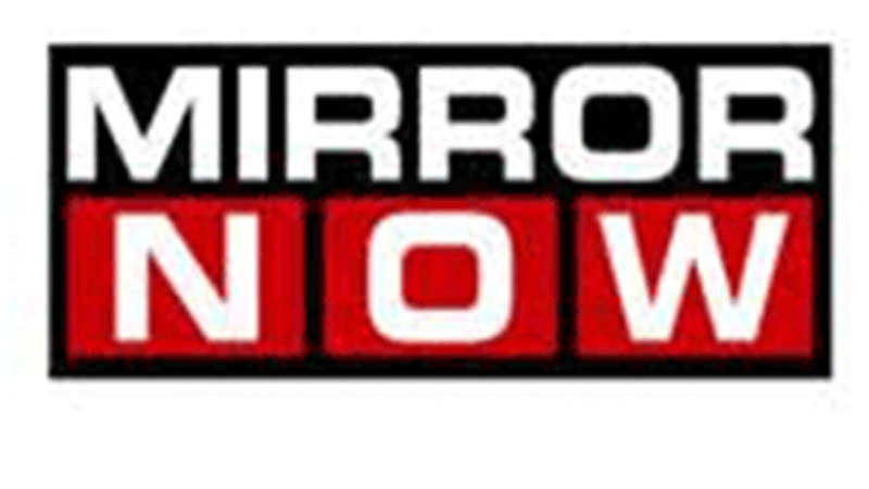 mirror now: Times Network launches second English news channel
