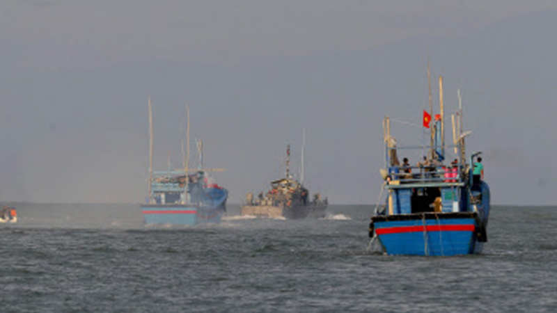 Gujarat: Pakistan captures eight Indian fishing boats off Gujarat