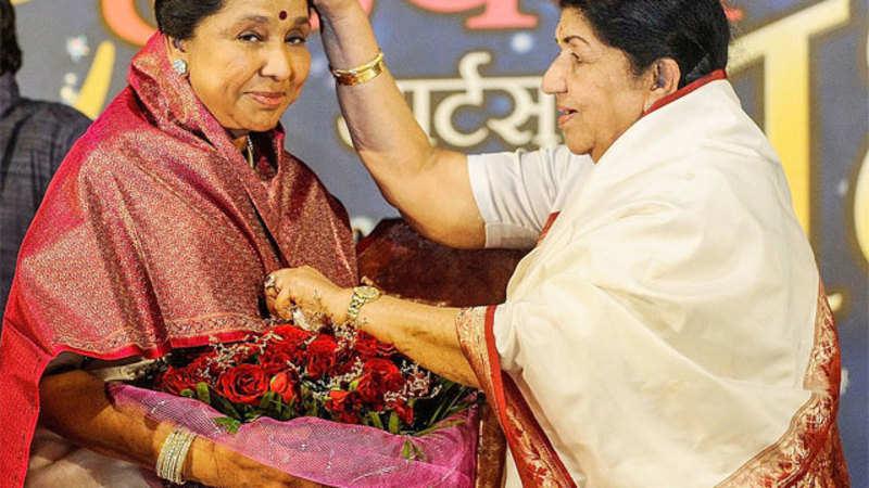 Asha Bhosle turns 83