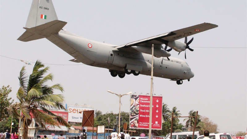 US okays $96 million sale of spares and support for Super Hercules
