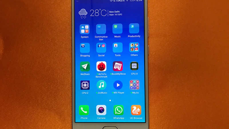 Gionee: Gionee A1 first impressions: Excellent camera