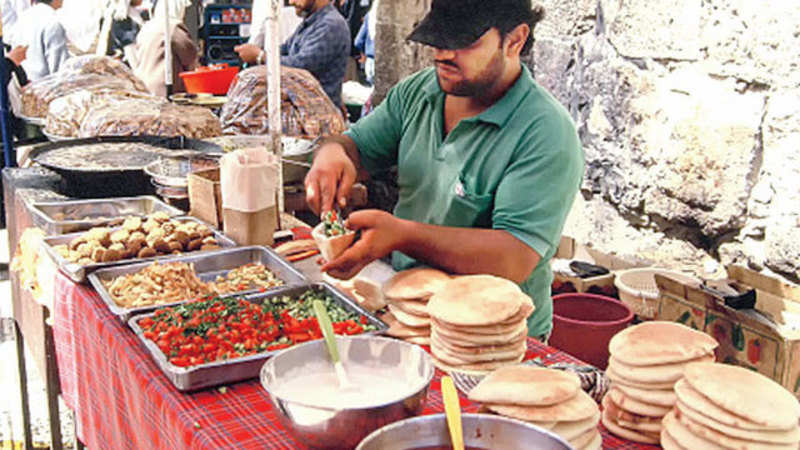 Egyptian diet: Egyptian cuisine: A supernova of flavours
