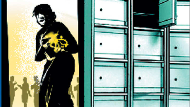 How to open a locker with a bank - The Economic Times