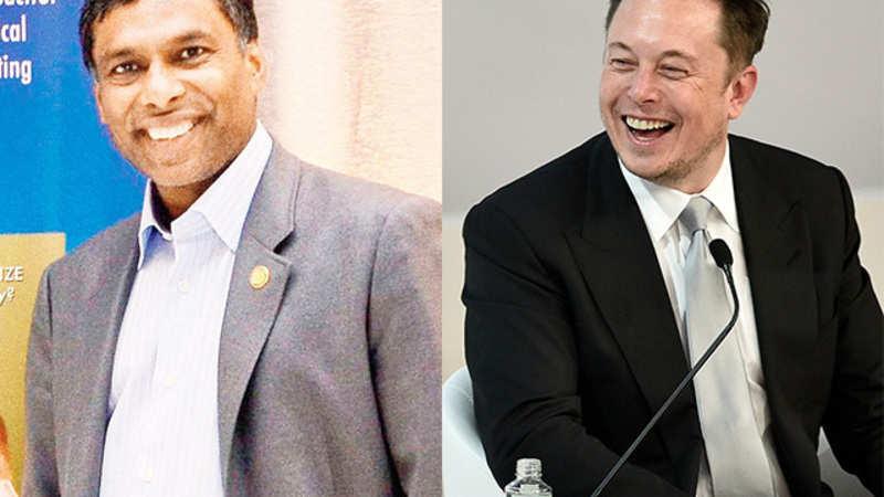 Elon Musk: From Elon Musk to Naveen Jain, the world's