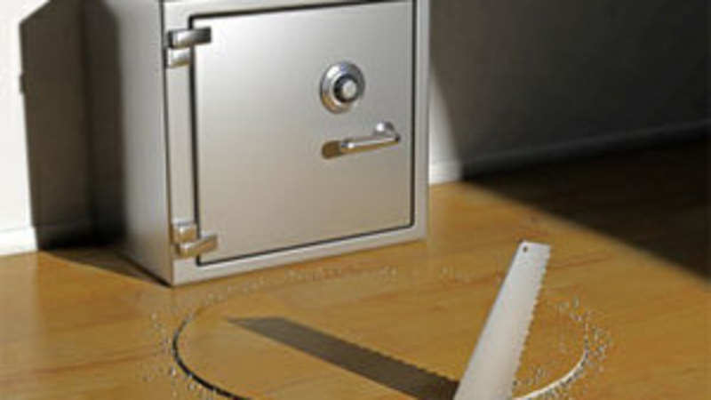 How safe is your bank locker? - The Economic Times