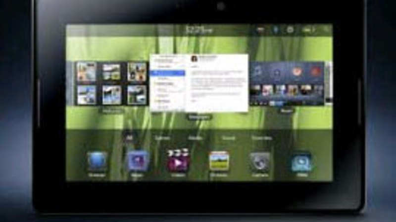 Blackberry launches Playbook in India
