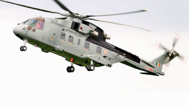 VVIP choppers case: AgustaWestland chopper case: ED arrests woman
