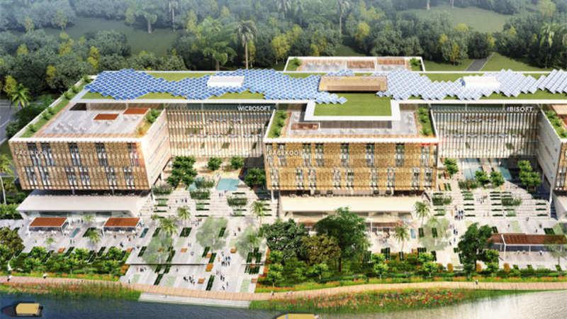 Ideas Camp on smart city development - The Economic Times