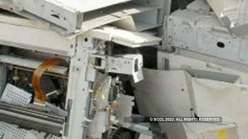No space for e-waste on the GST rate list - The Economic Times