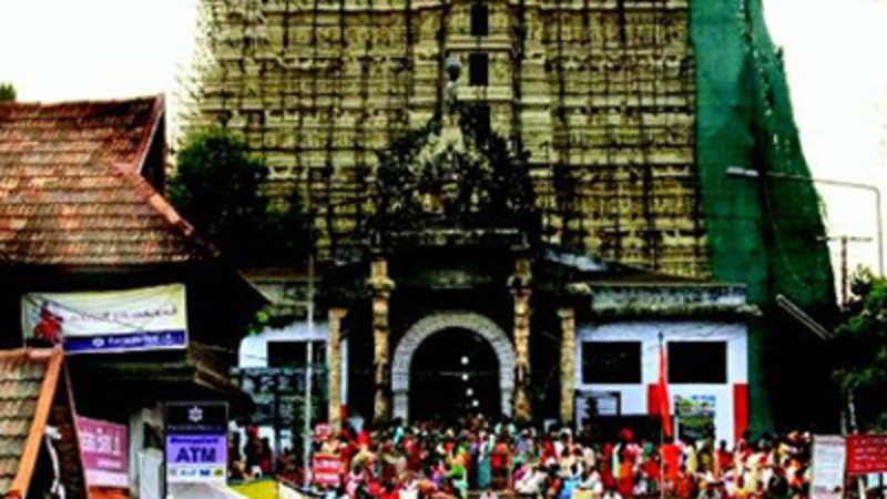 Sree Padmanabha Swamy temple: Lord Vishnu's royal servants guard his