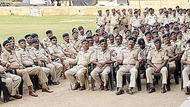 Bihar policemen not to play Holi in protest of government's