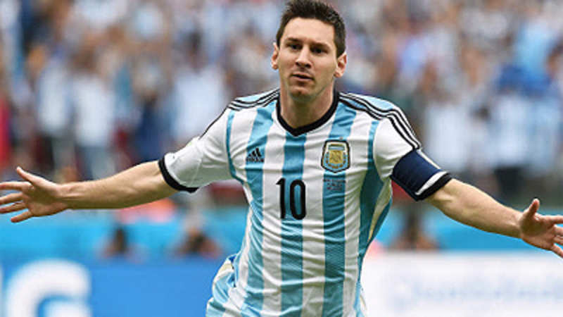 Hate Argentina but love Lionel Messi, say mesmerised Brazil