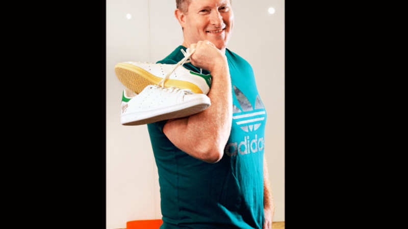 Adidas has become the first sportswear brand in India to