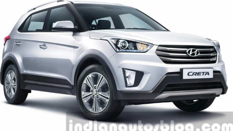 Hyundai Creta SUV launched at a starting price of Rs 8 59 lakh - The