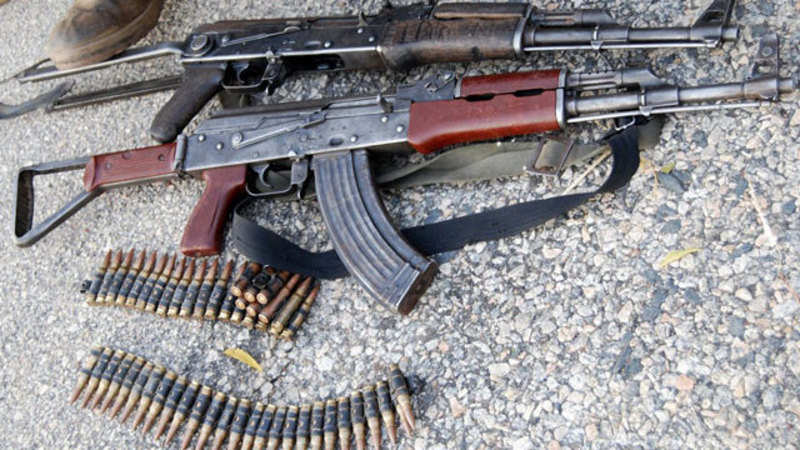 AK-47 maker in talks for joint venture in India to manufacture