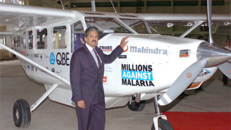 Mahindra gets nod to sell its Australian airplanes in India - The