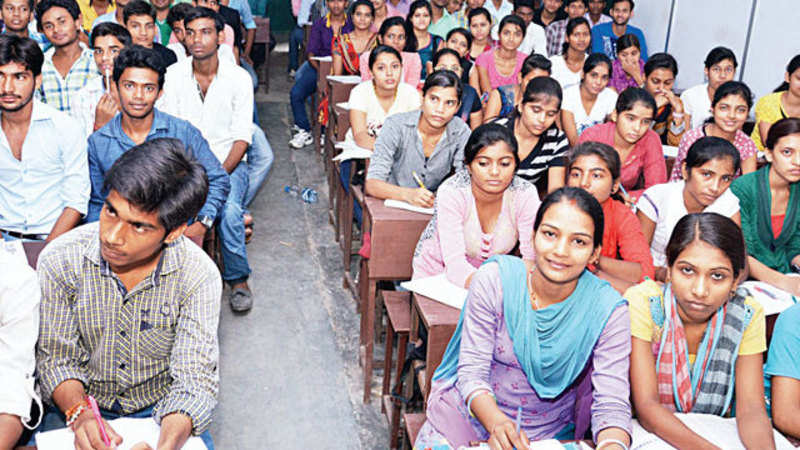 Allahabad: Why there is a clamour to learn English in a