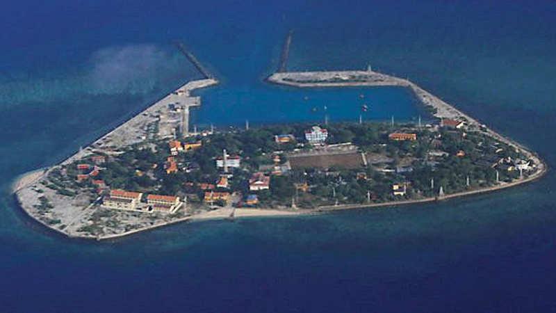 South China Sea: China has fundamentally altered landscape