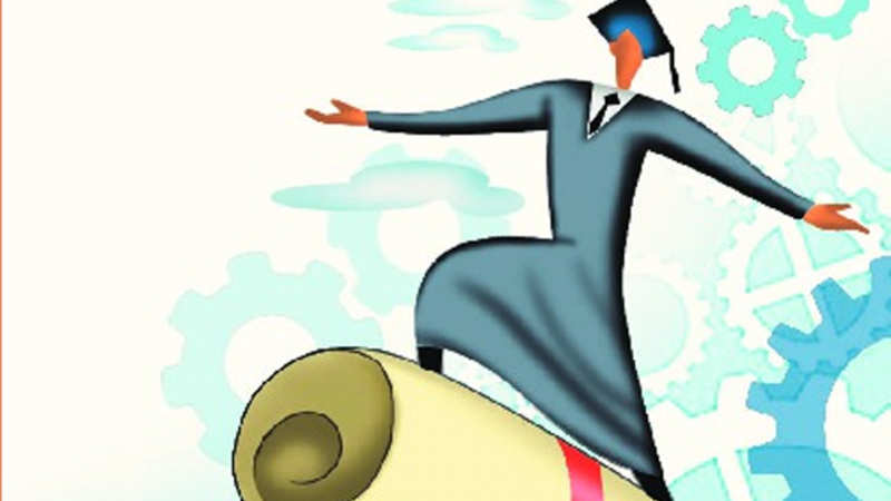 Job offers flood India's leading undergraduate colleges
