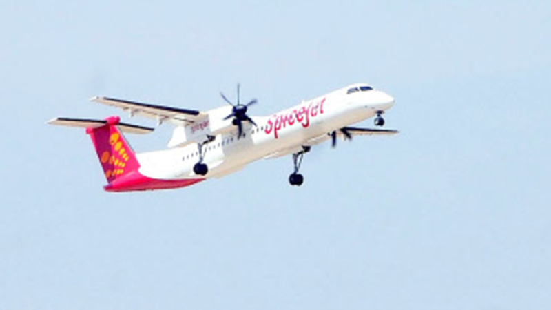 SpiceJet to hike salary of pilots by Rs 1 lakh - The Economic Times