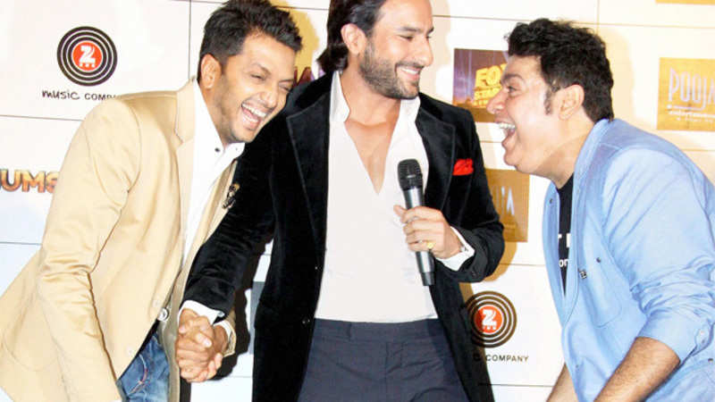 Movie review: Humshakals - The Economic Times