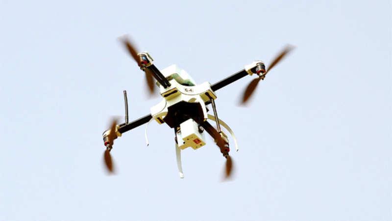 Drones to help Rajasthan, Gujarat farmers detect crop diseases - The