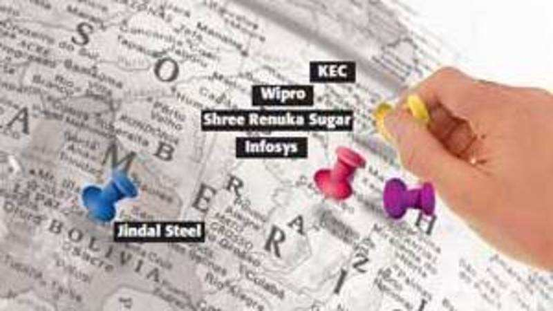 Why Indian MNCs like Infosys, Wipro, Godrej & others find