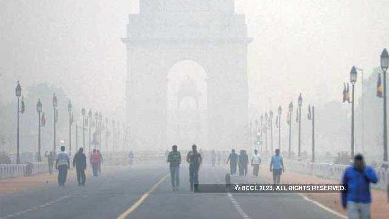 stubble burning: How stubble burning in Haryana & Punjab is the