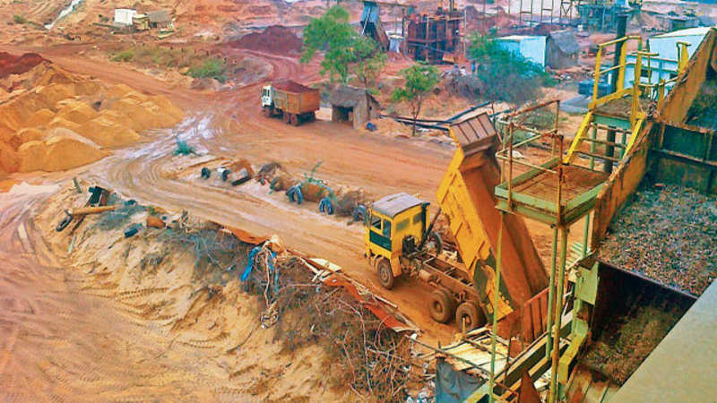 Illegal beach sand mining of minerals in Tamil Nadu may be a scam
