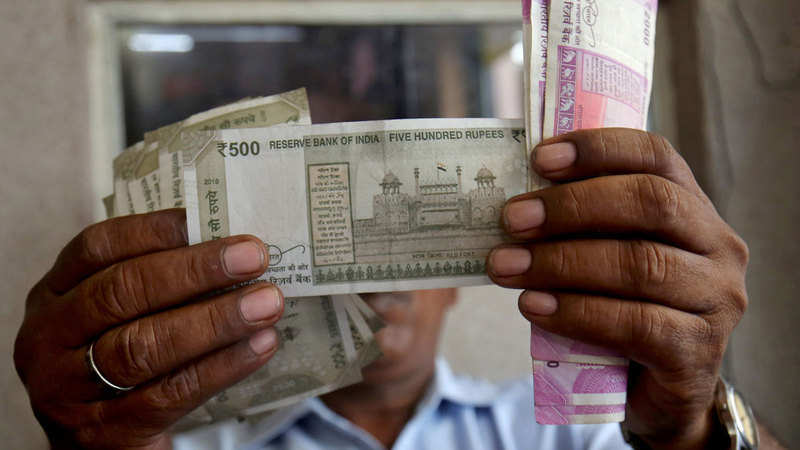 Fitch raises India's FY20 fiscal deficit forecast to 3.6% of GDP