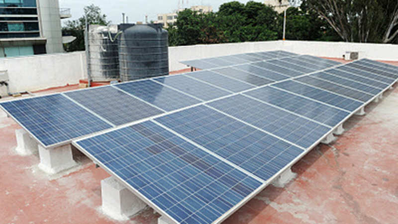 Solar power may become cheaper than thermal in 2-3 years: India