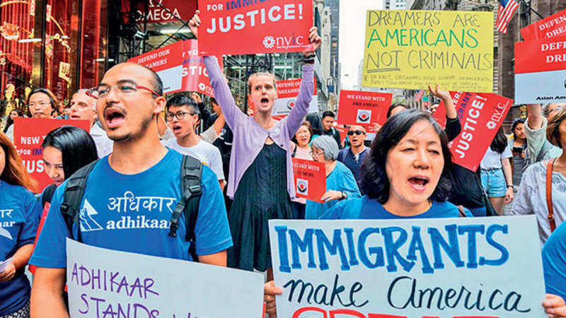 US green card: Why children of H-1B workers may now have to