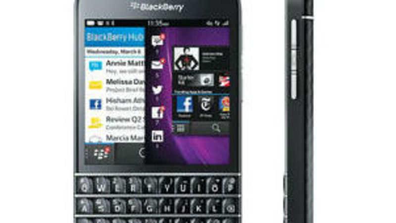ET Review: BlackBerry Q10 - The Economic Times