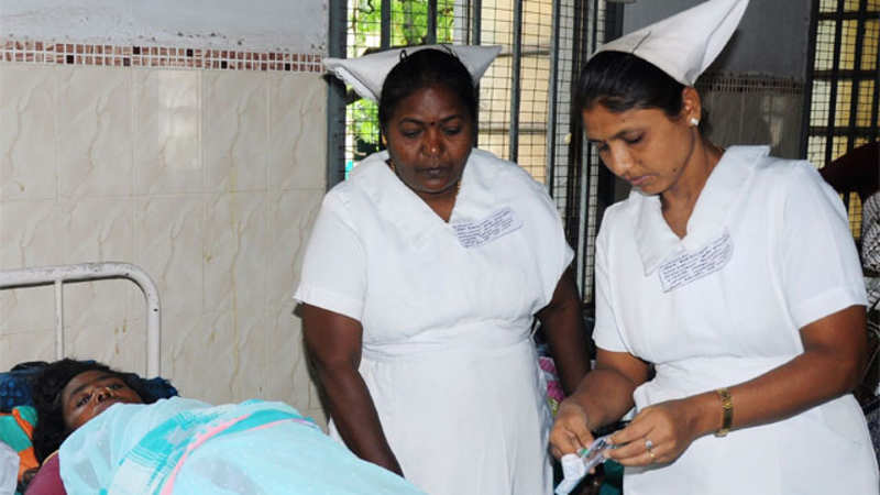 Hiring of Indian nurses in Kuwait only via government-run agencies