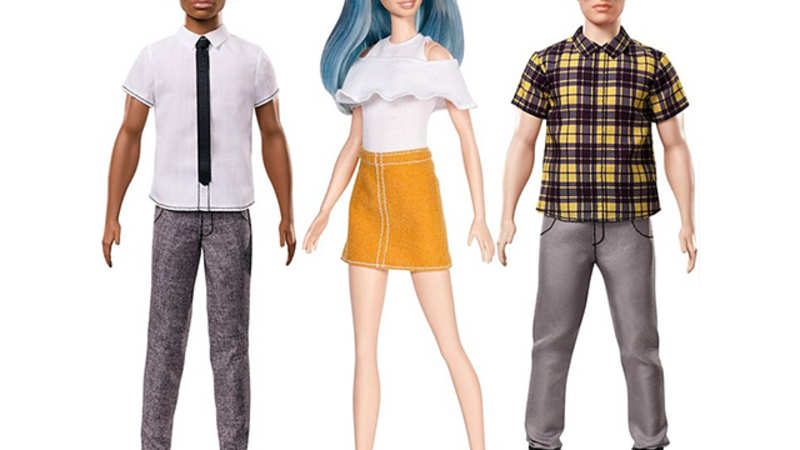 From a human barbie to next gen Ken, all the times the famous doll