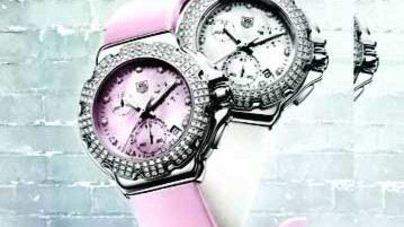 Watches an indispensable fashion accessory - The Economic Times