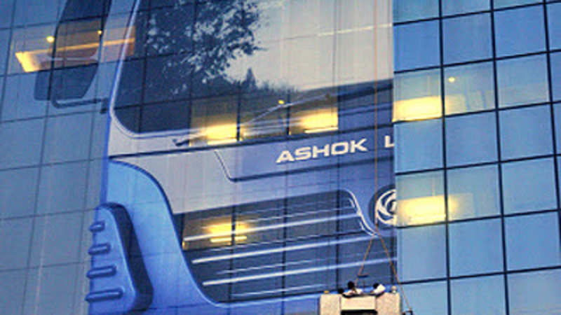 Ashok Leyland to make electric buses in India - The Economic Times